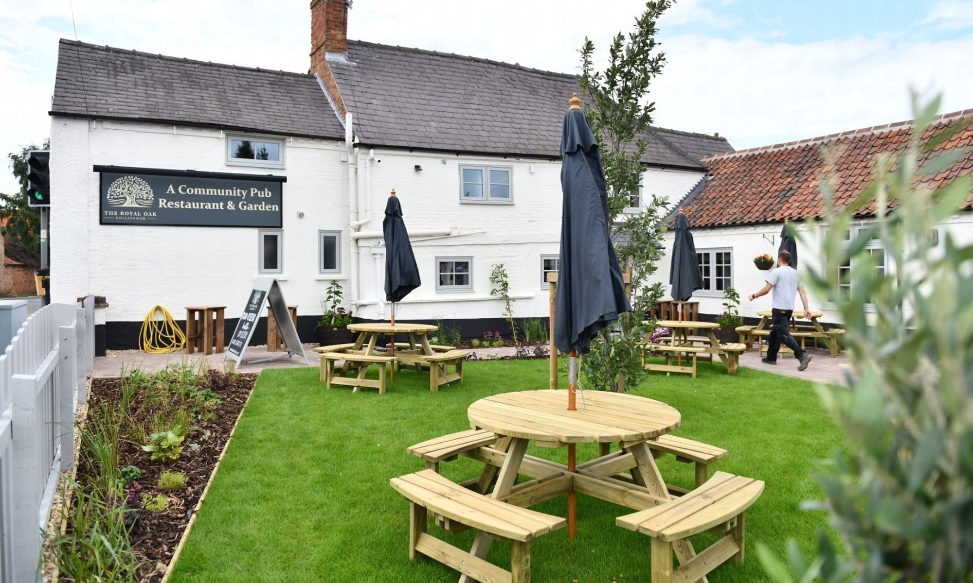 The Royal Oak, Collingham