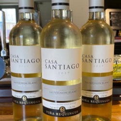 2019 Casa Santiago Sauvignon Blanc-MOD